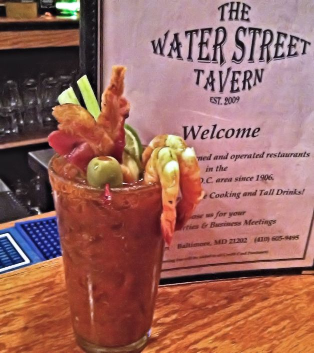 Water St. Bloody Mary Final