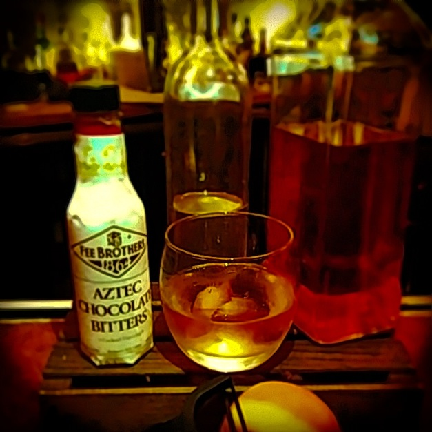 Tequila Old Fashioned 2